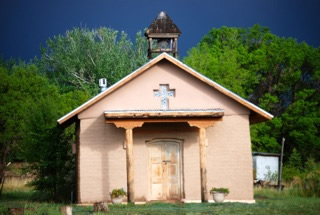 chapel at Golden Willow